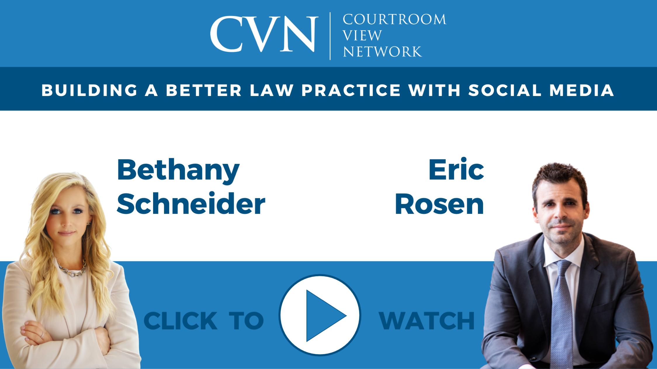 Social Media Schneider Rosen Index Graphic