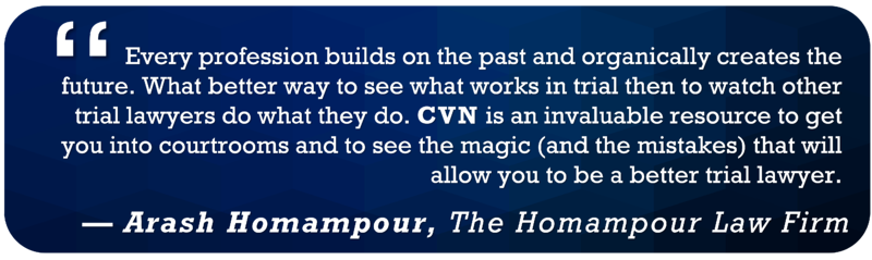 Testimonials CVN Discovery LP_Homampour Round Blue Quote-1-1
